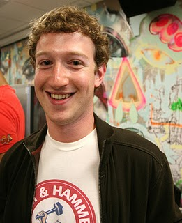 Facebook CEO and Owner, Mark Zuckerberg