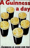 Guiness is good for you?