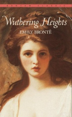 gothic elements in Wuthering Heights, the most famous and the only novel of Emily Bronte