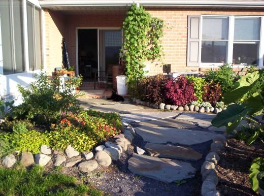 Do It Yourself Garden: Do It Yourself Garden Path