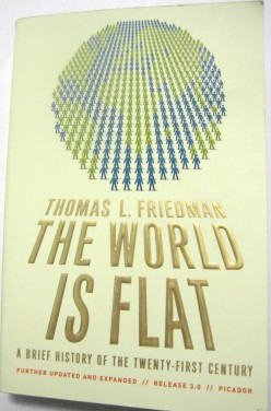 Friedman's Flat World: A Well-Informed Projection of the Future of Globalization