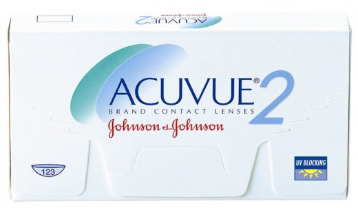 acuvue eye contact