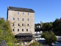 Elora Mill, Ontario