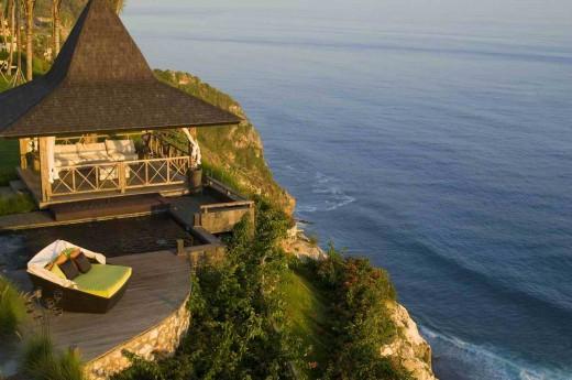 Khayangan Villa in Uluwatu, Bali