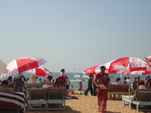 beach cuisines