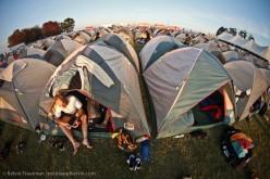 MacKensie Club's Tent Village