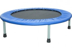 Pool trampoline...these are a blast!
