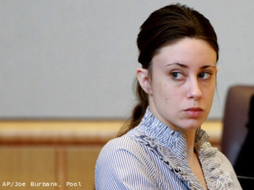 casey anthony pictures of evidence. Casey Anthony Listens Intently