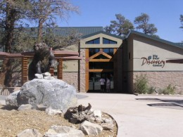 The Big Bear Discovery Center is a gold mine of information in itself, with a gift shop to delight the kids as well as adults.