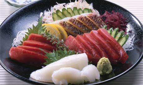 Sashimi.