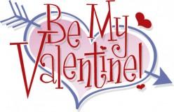 Be my Valentine...?