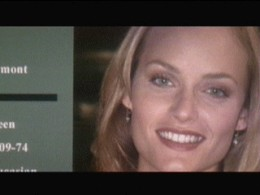 The gorgeous actress Amber Valletta (who played the ill-fated Madison Elizabeth Frank) later appeared as Kevin James's love interest in the cute romantic comedy Hitch.