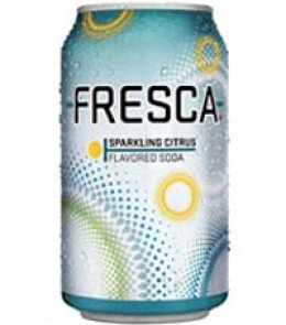 I loved the original Fresca, and this isn't it!