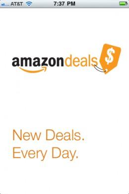Amazon Deals iPhone App