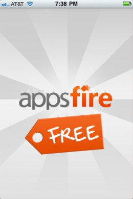 Appsfire iPhone App Deals