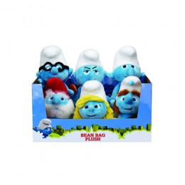 Smurfs Bean Bag Plush