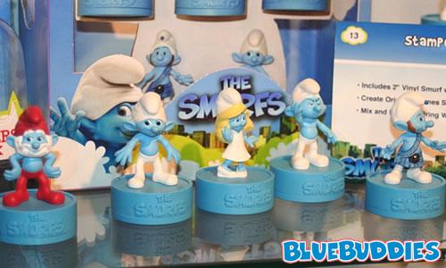 Smurfs Stampers