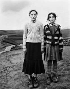 Sweet Nothings, Rural Schoolgirls from the Borderlands of Eastern Anatolia by Vanessa Winship.