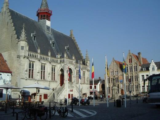 Damme, Flanders, Belgium