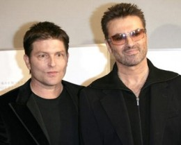 George Michael & Kenny Goss