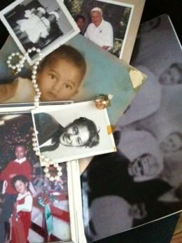 Does your disaster preparedness plan include saving family mementos? Cynthia:2011