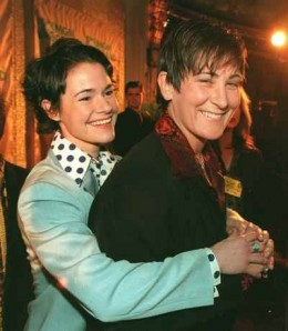 k.d. lang & Leisha Hailey