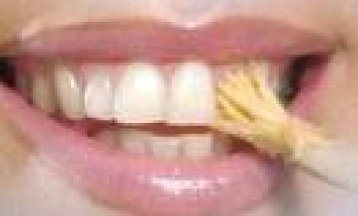 Cleaning of Teeth