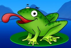 Fable of Felix the Flying Frog