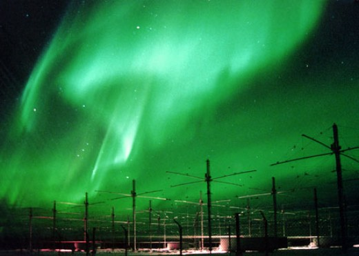 The connection of HAARP and the aurora in conjunction is no accident. The location was carefully chosen for the type of experiments involved.