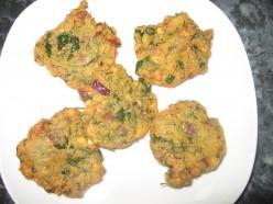 Recipe: Channa Vada