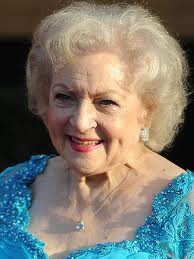 Betty White - still the Golden Girl