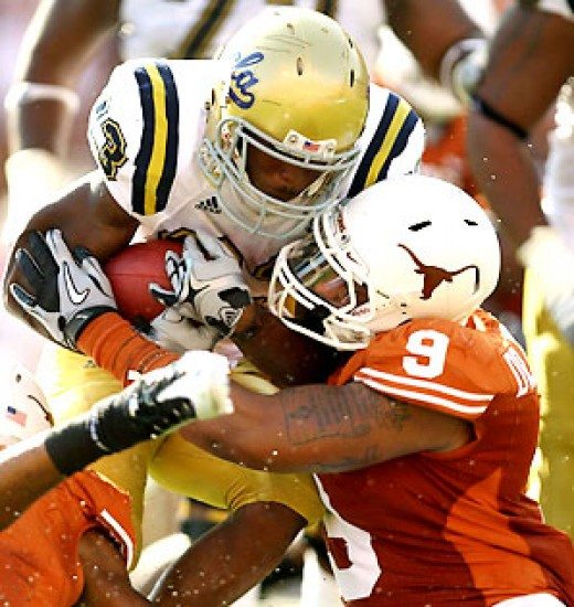 Texas will be looking for payback against UCLA after the longhorns lost to the bruins in Austin 34-12.  Now Texas will travel to Pasadena in week 3 of 2011.