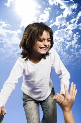 Children Thrive On Clean Air