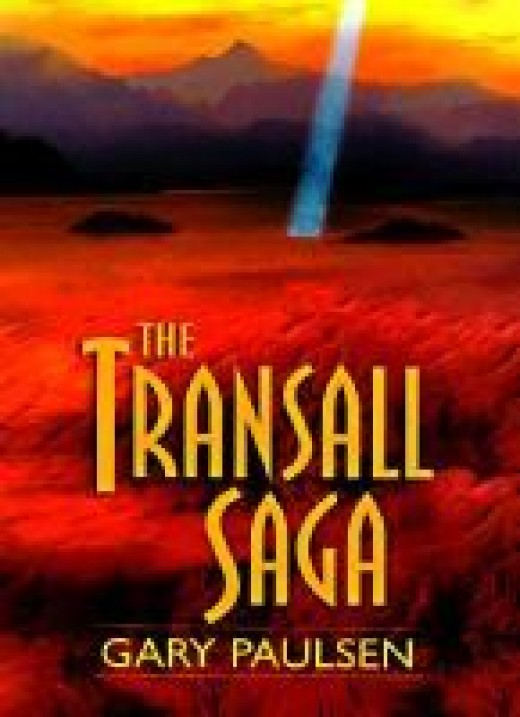 Book Cover of The Transall saga