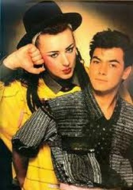 Boy George & Jon Moss