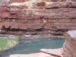 was a great swimming hole
