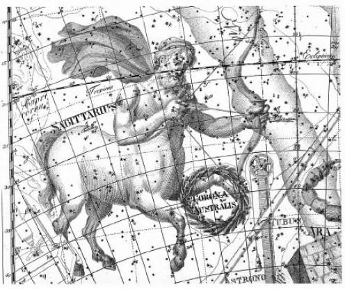 The Arrow of Sagittarius
