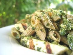 Italian Stir fry - pesto