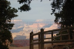 Hiking Down the Grand Canyon on the South Kaibab Trail