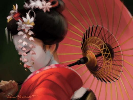 Speed_Paint_08_08_07_by_RavenLight from immortalgeisha.com