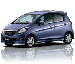 Suzuki Cervo : Marutis answer to Tata Nano