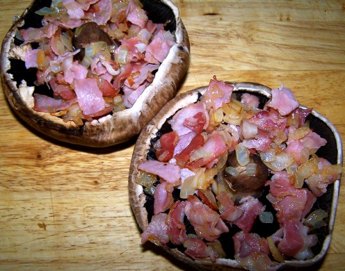 Smoked Bacon & Onion