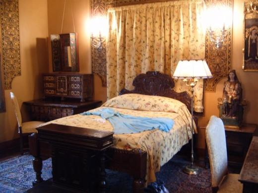 Inside Bedroom