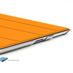 GreatShield Smart Cover Buddy is Compatible with Apple iPad 2 OEM Smart Cover and Protects the Backside of the iPad 2