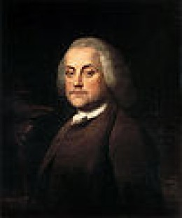 Benjamin Franklin 1759