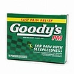 Goody's Headache Powders - Get Rid of Your Headache FAST.