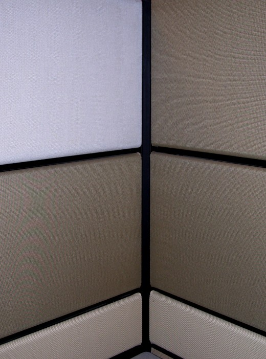 Staring at bare cube walls day after day can be mind numbing.
