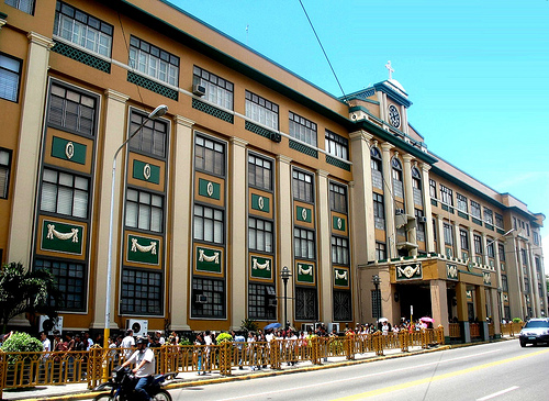 The University of San Carlos, formerly called Colegio de San lldefonso, is the oldest school in the Philippines, established by the Jesuits in 1565.