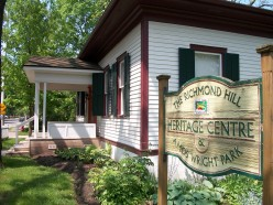 The Amos Wright House - Richmond Hill Heritage Centre