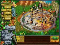 Virtual Villagers - The perfect game for children and adults adverse to violence